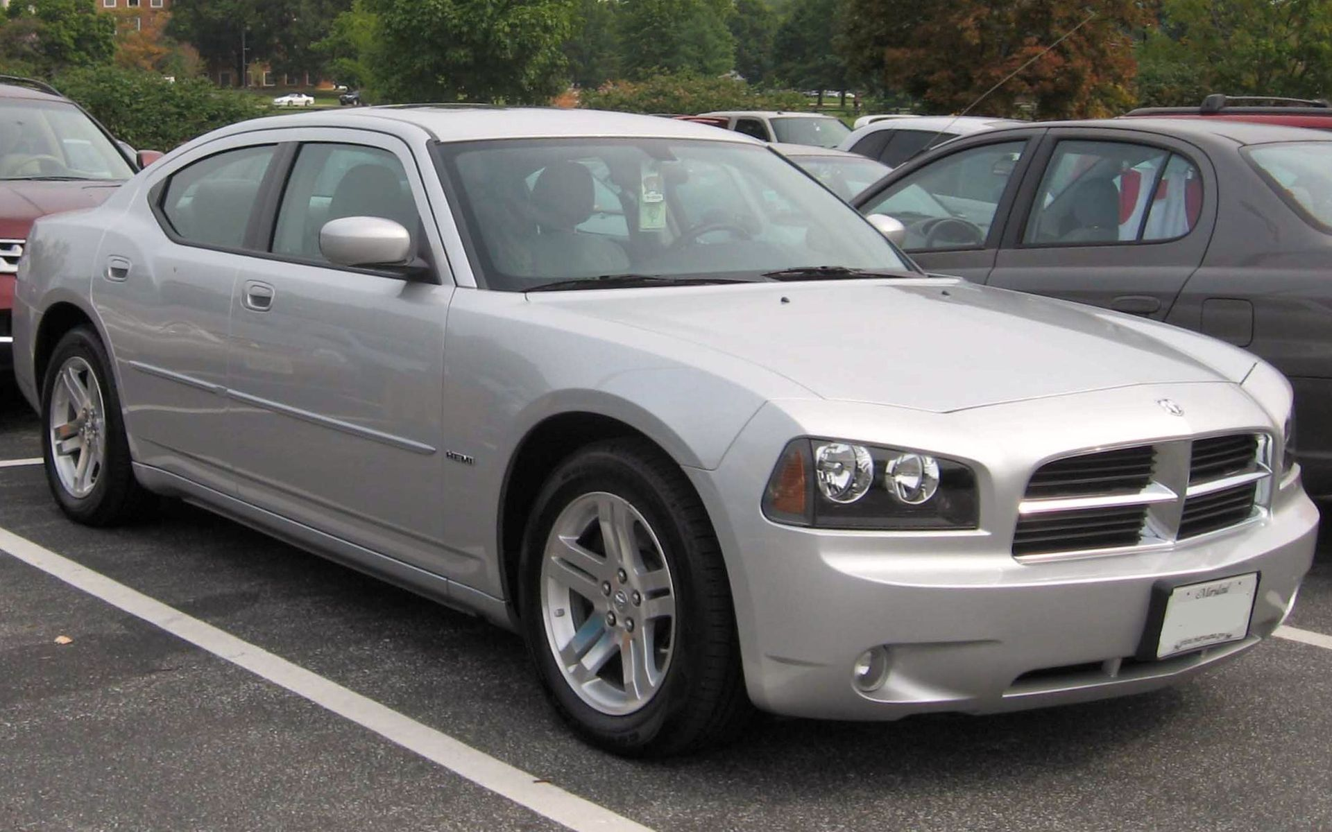 Dodge Charger 2006 Wikipedia