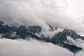 Dolomites in the clouds (4760569700).jpg