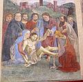 Domenico ghirlandaio, madonna della misericordia vespucci e pietà, 04.JPG