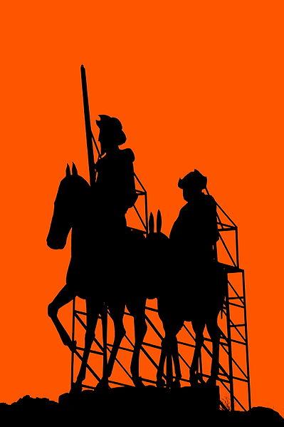 File:Don Quijote y Sancho.jpg