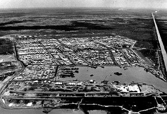Đồng Tâm Base Camp - Image: Dong Tam Base Camp, circa 1969