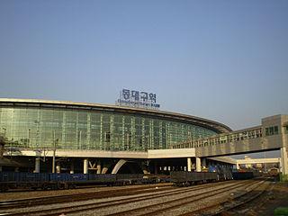 Dongdaegu station below wide.jpg