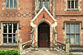Doorway, Queen's University, Belfast - geograph.org.uk - 1443945.jpg