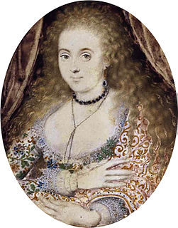 Dorothy Sidney, Countess of Leicester english noble