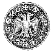 Double headed eagle templars seal