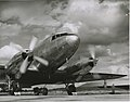 Douglas Dakota with AS Mamba engine on air strip, 1944 - 1954.jpg