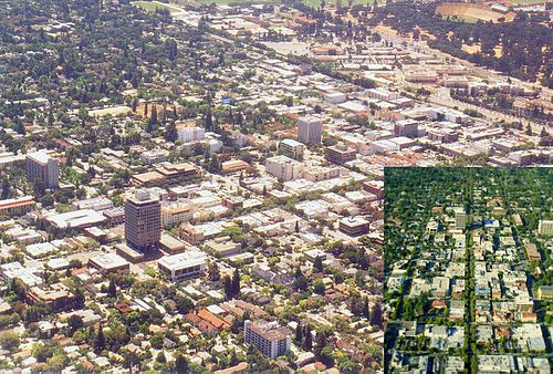 Image of Palo Alto linked to from Wikipedia