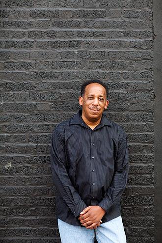 Anthony Branker - Composer Anthony Branker in Brooklyn, New York (2012), photo by Gulnara Khamatova