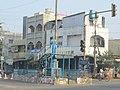 Dr. B. R. Ambedkar Statue in Palvancha, Khammam District.JPG