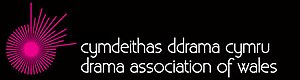 Drama Association of Wales - Drama Association of Wales logo, rebranded in 2010