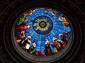 Dreux (28) Chapelle royale Saint-Louis Vitrail 01.jpg