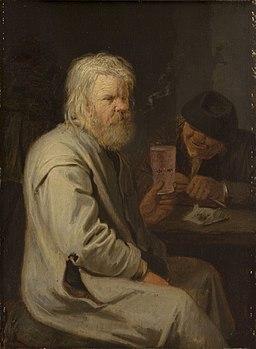 Drinker by David Rijckaert (III) Philadelphia Museum of Art Cat. 686