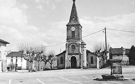 Église Saint-Georges de Druillat