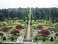 Drummond Castle Gardens near Crieff - geograph.org.uk - 127145.jpg