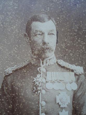 Drury Drury-Lowe - General Sir Drury Drury-Lowe