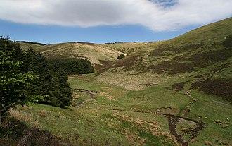 Dryfe Water - Dryfe Water Valley