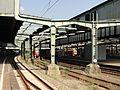 Duisburg Hauptbahnhof, Mittelgleis zwischen Bahnsteigen.jpg