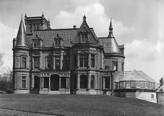 McIntyre Medical Sciences Building - Craguie, circa 1890