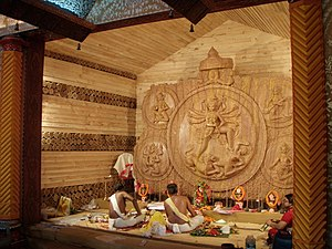 New Alipore - Durga Puja, Suruchi Sangha 2011