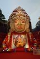 Durga Puja Pandal - Tridhara Sammilani - Manohar Pukur Road - Kolkata 2014-10-02 9048-9050.TIF