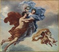 Dygdens belöning, allegori (David Klöcker Ehrenstrahl) - Nationalmuseum - 15378.tif