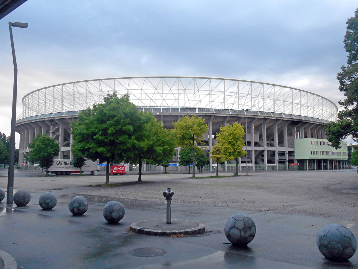 Image result for ernst happel stadion