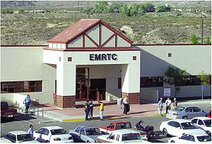 Energetic Materials Research and Testing Center - EMRTC headquarters, NM Tech campus, Socorro, NM