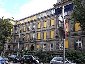 Helene Bresslau Schweitzer - University of Strasbourg, where Schweitzer took courses in medieval, modern, and art history