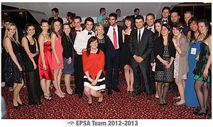 European Pharmaceutical Students' Association - EPSA Team