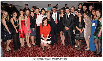 European Pharmaceutical Students' Association - EPSA Team