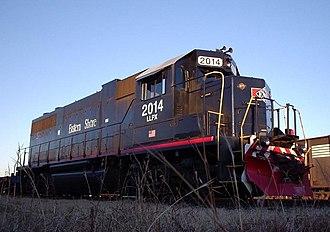 Eastern Shore Railroad - Image: ESHR2014
