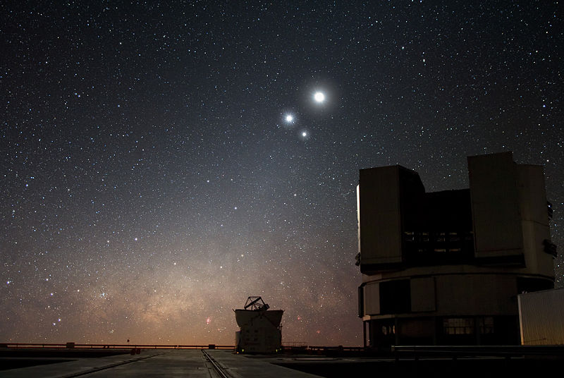 File:ESO's Very Large Telescope (VLT) observatory at Paranal.jpg