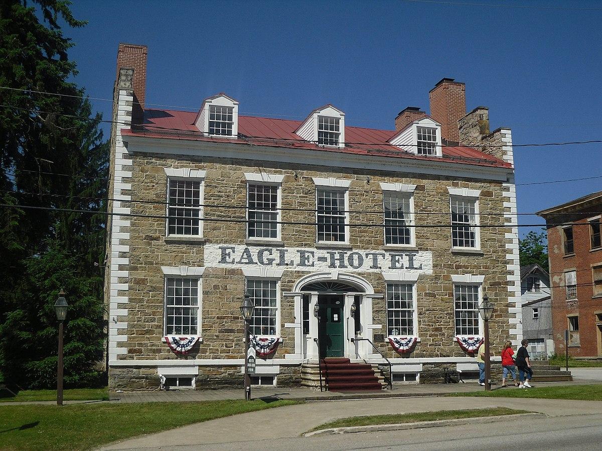 Eagle Hotel Waterford Pennsylvania Wikipedia
