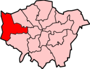 Ealing and Hillingdon shown within London.PNG