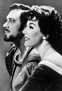 Earl Wrightson and Lois Hunt 1963.JPG