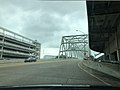 East Garage and northern approach to Taylor-Southgate Bridge.jpg