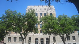 Eastland County, TX, Courthouse Eastland, TX IMG 6422.JPG