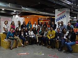 Editatón Mujeres Por La Ciencia 2016 Foto Grupal.JPG