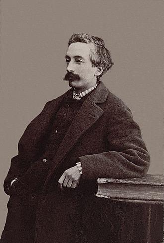 Édouard Lockroy - Édouard Lockroy (1838–1913).