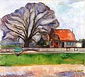 Edvard Munch - Landscape by Travemünde.jpg