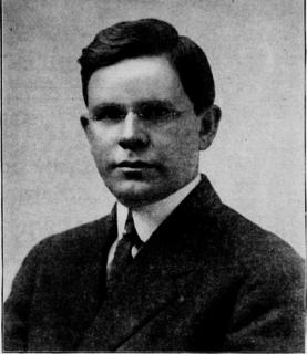 Edward C. Turner graduate of Moritz College of Law