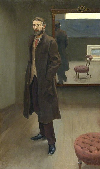 Roger Fry - Image: Edward Carpenter, 1894