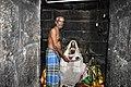 Eeswarakandanalloor Arikarapuththira Aiyanaar temple moolasthanam.jpg