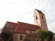 Eglise Saint Jean-Baptiste de Wattwiller
