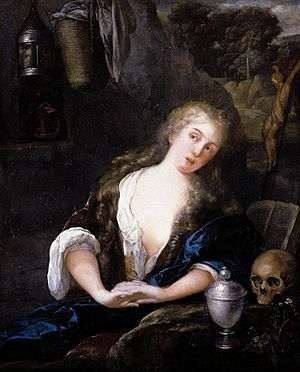 The Penitent Magdalene