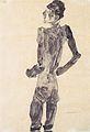 Egon Schiele - Stehender männlicher Rückenakt, 1910.jpeg