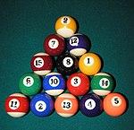 Billar - Bola 8 150px-Eight_Ball_Rack_2005_SeanMcClean