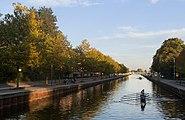 Eindhoven, roeiers op het Eindhovens Kanaal foto11 2016-10-16 17.46.jpg