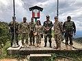 El Tambo CENEPA - Fuerzas Especiales César Astudillo Cesar Astudillo Jefe del Comando Conjunto CCFFAA Fuerzas Armadas.jpg