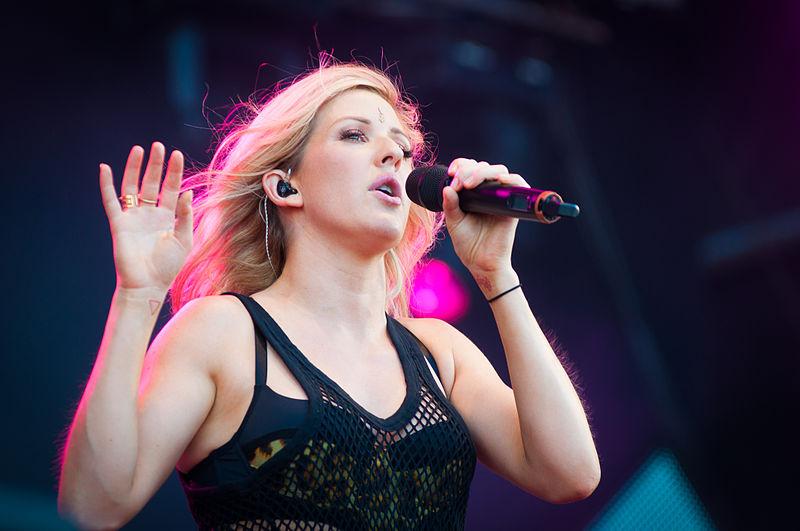 suara indah Ellie Goulding